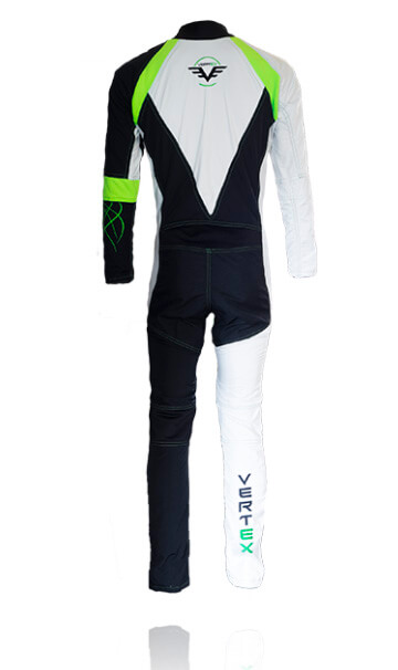 Description of our FF freefly professional skydive suit by Vertex sky sports UK