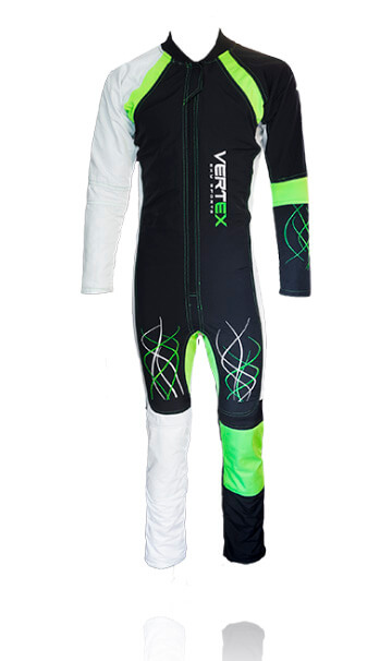 Description of our FF freefly professional skydiving suit by Vertex sky sports UK