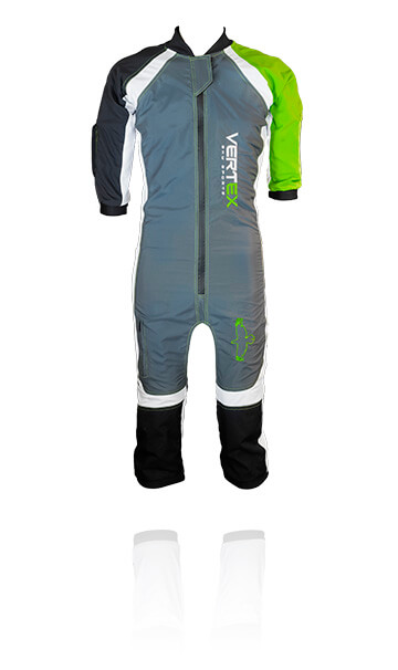Description of our freefly shorty skydive suit. Skydiving suits sold in the UK