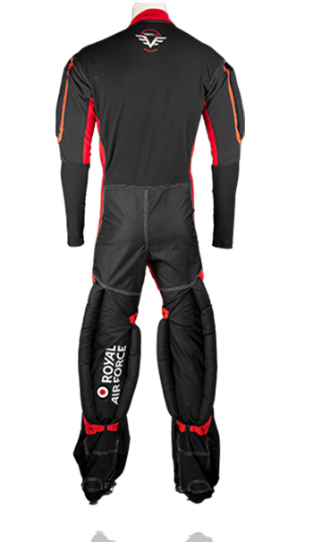 Description of our RW formation skydive suit. Made by UK based skydiving company Vertex sky sports making suits for countries all around the world including USA, Germany, France, Australia and many more.