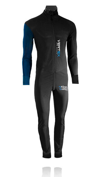 Decription of our 2nd Skin Stretch Suit. This suit has been specifically desinged for adjusting fall rates of a skydive instructor.
